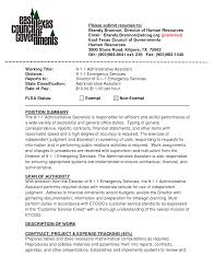 Sample Of Work Resume by Executive Assistant Sample Resume Skills Resume Cv Cover Letter