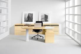 Wooden Office Tables Designs Modern Office Desk Design For Home Office Or Office Furniture