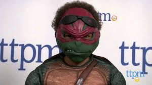 raphael halloween costume teenage mutant ninja turtles movie deluxe raphael child costume