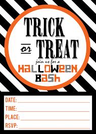 free halloween invitations iidaemilia com