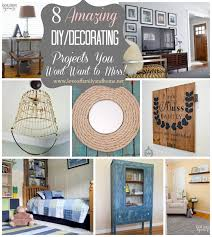 Home Decor Diy Projects Diy Projects For Home Decor Home And Design Gallery On Home
