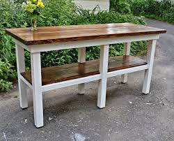 Antique Kitchen Island by Heir And Space An Antique Work Bench Turned Kitchen Island