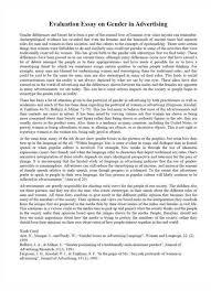Evaluation Essay Sample Free Essays   StudyMode Free Essays on Evaluation Essay Sample for students  Millicent Rogers Museum
