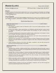 Sample Rn Resume 1 Year Experience by Free Nursing Resume Builder Template Design