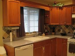 Elegant Kitchen Curtains by 247 Best Kitchen Images On Pinterest Kitchen Backsplash Ideas