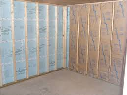 Insulating Basement Concrete Walls by Best 25 Concrete Basement Walls Ideas On Pinterest Basement