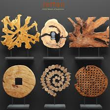 Wood Decor by 3d Decorative Wall Mirror Cgtrader