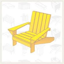 Free Wooden Garden Chair Plans by 114 Best Adirondack Chair Plans Images On Pinterest Adirondack