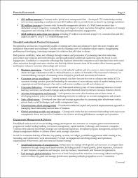 resume writing for experienced management consulting resume example for executive management consulting resume example page 2