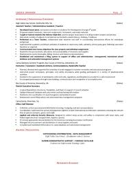 It Specialist Resume  information technology specialist resume       customer service specialist resume