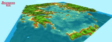 Google Maps Spain by From Google Maps To A 3d Voxel World Adventure Box