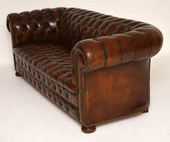 Chesterfield Sofa Leather by Sofas Center Cttt64 Vintage English Cognac Leather Chesterfield