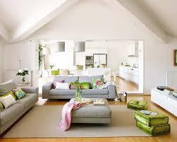 Interior Design Ideas For Open Floor Plan by Open Floor Plan Kitchen Dining Living Room Furniture Home Design