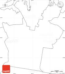 Blank Map Of Oceania by Blank Simple Map Of South Sydney