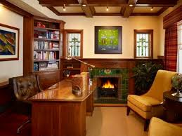 Traditional Home Interiors Traditional Home Office Design Zamp Co