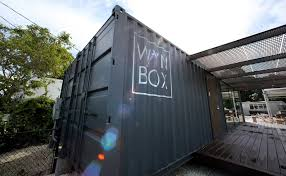 outside the box shipping containers take on new life as homes