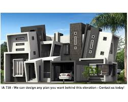 Home Design For Views Architect Designs For Houses Ft Modern Home Design 3d Views From