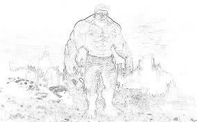 the incredible hulk coloring pages wallpaperxy com cartoon