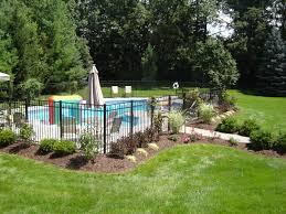 landscaping around pool all natural landscapes landscaping