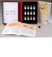Le Nez Du Vin    Aromas   Hvidvin og Champagne