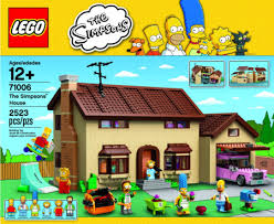 742 Evergreen Terrace Floor Plan Primitive Screwheads 71006 The Simpsons House Part 1 The House