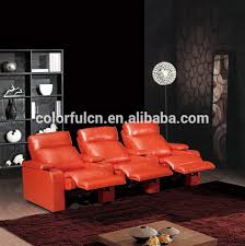 electric leather recliner chairs recliner sofa in leather