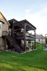 Custom Gazebo Kits by 42 Best Covered Decks U0026 Porches Images On Pinterest Covered