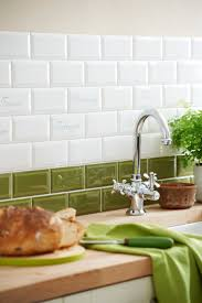 Country Kitchen Tile Ideas Best 25 Green Kitchen Tile Ideas Ideas On Pinterest Green