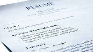 Job Duties On Resume by List Accomplishments Not Your Job Description On Your Resume