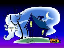 spooky halloween background free scary animated halloween wallpaper wallpapersafari