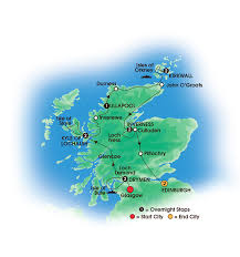 Scottish Islands and Glens Escorted Tour   Lynott Tours   Tour of     Lynott Tours