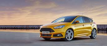 Ford Focus Colours Ford Focus St Hatch Performance Car Ford Uk