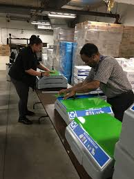 lacc breaks record for waste diversion rate for greenbuild