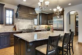 Painting Kitchen Cabinets Espresso White Or Dark Kitchen Cabinets With Regard To White Kitchen Or