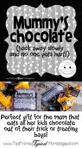 halloween kids gifts mummy u0027s chocolate gift tag for mom on halloween tips from a