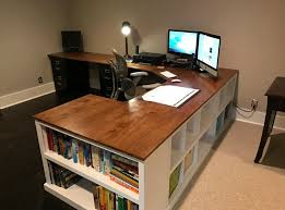 the 25 best wood computer desk ideas on pinterest simple