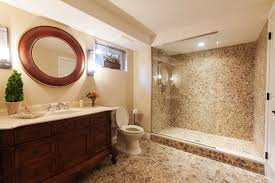Basement Bathroom Design Ideas On Pinterest Flooring And Gray - Basement bathroom design ideas