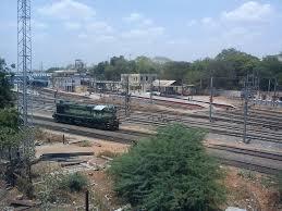 Madurai Junction railway station