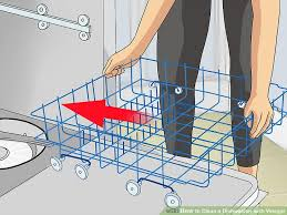 how to clean a dishwasher with vinegar 12 steps with pictures