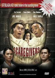 Scaregivers – Full Movie