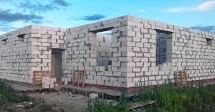 Building A Concrete Block House Aerated Concrete Blocks And 3d Printing Technology Perspectives