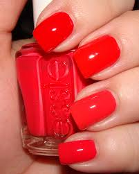 bright red nail polish bright coral red nail polish comparisons