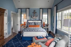 modern nautical decor modern interior decorating with blue stripes