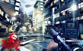 دانلود بازی ماشه مرده ۲ – DEAD TRIGGER 2 v0.08.0 اندروید – همراه دیتا