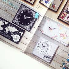 deseret book home decor clocks