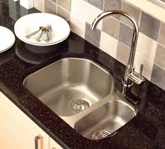 Creative Corner Kitchen Sink Design Ideas - Marble kitchen sinks