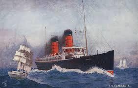 CAMPANIA SAIL SHIP