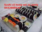 HCM - Sushi cô Hồng New 2014...... trà sữa thái ชานมไทย 10k vs <b>...</b>