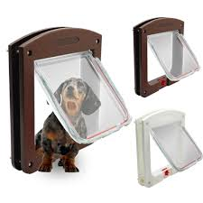 catflap in glass door compare prices on cat flap brown online shopping buy low price