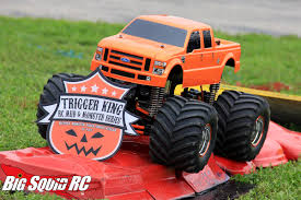 bigfoot king of the monster trucks bigfoot open house trigger king monster truck race7 big squid rc